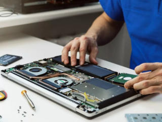 Ремонт ноутбуков и видеокарт любой сложности