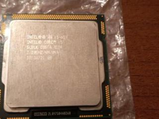 Продам процессор-i5 650 сокет 1156