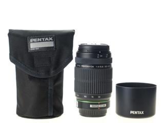 SMC Pentax-DA L 55-300mm F4-5.8 ED
