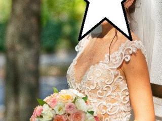 Продам свадебное платье. Торг уместен