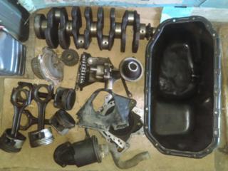 Части мотора VW Golf 3 1.6 abu