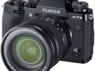 Fujifilm X-T3 XF 16-80mm F4 R OIS WR