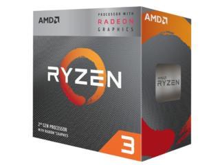 AMD Ryzen 3 PRO 3200G / Socket AM4 65W 12nm