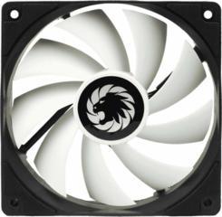 GameMax GMX-WFBK-WT 120mm PC Case Fan