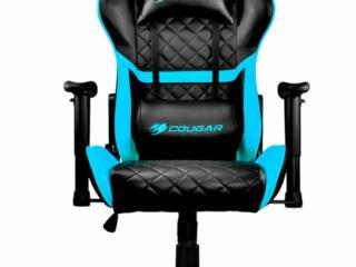 Cougar Chair ARMOR ONE Sky Blue /