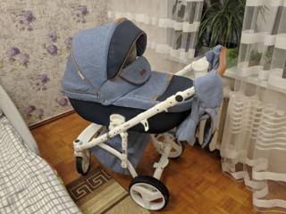 Продам детскую коляску bebe mobile ravenna