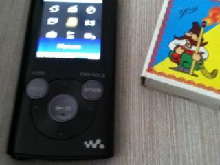 Плеер Sony nwz-e385 16gb
