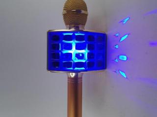 Радиомикрофон, караоке микрофон, микрофон гарнитура FM