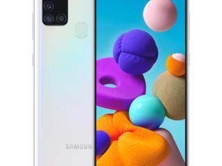 Продам новый телефон Samsung Galaxy A21 s