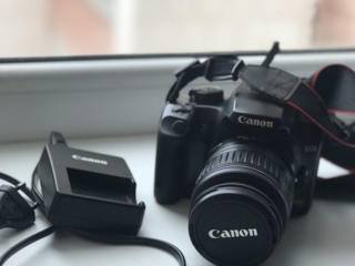 Продается фотоаппарат Canon 1000 D