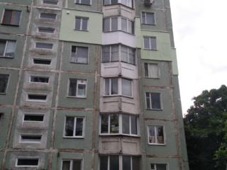Утепление, гидроизоляция швов, покраска фасадов
