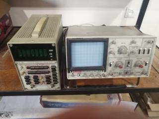 Продам осцилоскоп Gold Star OS-7020A и частотомер Ч3-57 (250 баксов).