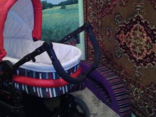 Продам свою детскую коляску