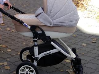"""Продам детскую коляску 2 в 1 """"Michelle"""" в полной комплектации."""