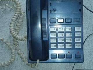 Продам два телефона стационарных АОН РУСЬ