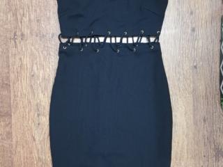 Платье и юбка кожаная