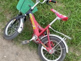Продам детский велосипед, колёса 12 дюймов