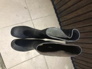 Резиновые сапоги 40 размер