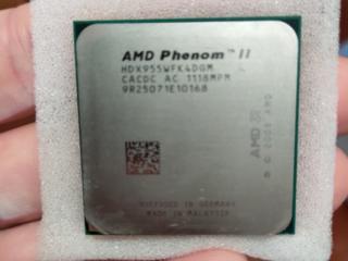 Процессор AM2+/AM3 AMD Phenom II X4 945 4х3.0 Ghz. 95 ватт.