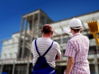Трудоустроим вспомогательных строителей без опыта работы!