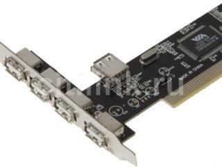 Продам контроллер VIA6212 (5 USB портов 2.0) состояние нового