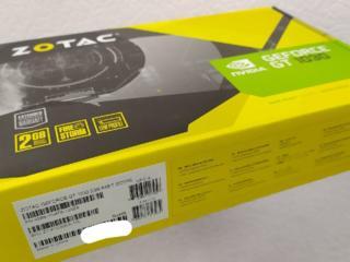 Продам Zotac GT 1030 2Gb DDR5