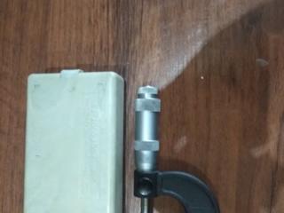 Продается микрометр МК 0-25 мм и брусковый профессиональный уровень