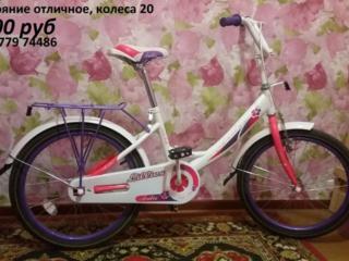Велосипед детский возраст от 6 до 11 лет!