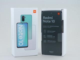 Сяоми readmi note 10 4/64 тестирован 4g LTE черный