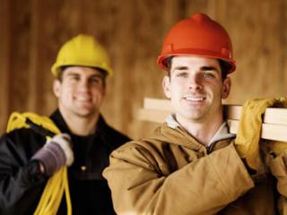 Польша, требуются помощники строителей!