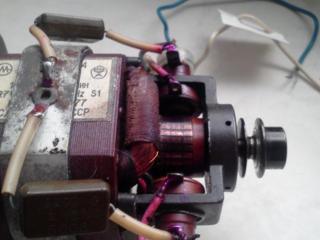1)Эл. двигатель. 2)Эл. двигатель коллекторный. 3) Регулятор оборотов.