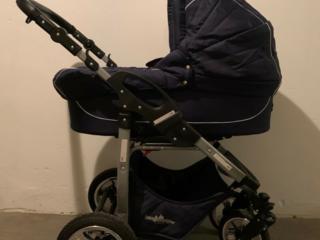 Продам Коляску Bergsteiger Capri 3 в 1+ кроватка-манеж в подарок
