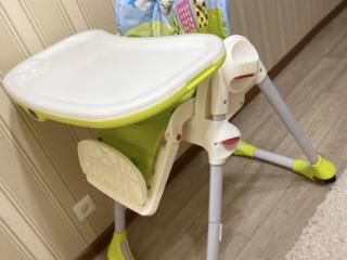 Chicco детский стульчик для кормления