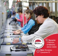 Завод Филипс в Польше берет на работу без опыта.