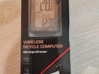 Продам новый беспроводной велокомпьютер