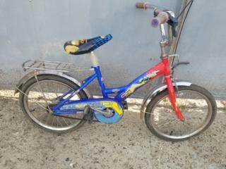 Срочно. Велосипед детский, колеса 18.