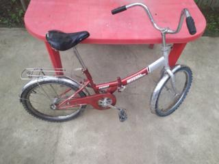 Велосипед, в рабочем состоянии, не дорого