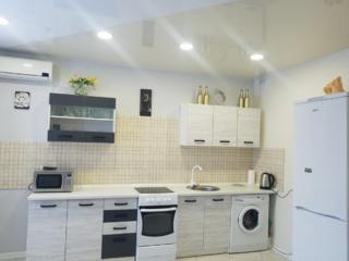 БОЛЬШАЯ 1-КОМ. квартира, балка, новострой, мебель, техника