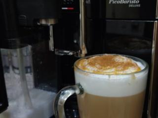 Кофемашина премиум класса Saeco Pico Baristo DELUXE SM5570/10