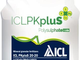 ICL PKpluS 20-20 (+2MgO+15CaO+14SO3)||| Агро центр «B&S Product»