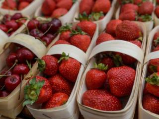 Срочно работа на упаковке ягод и фруктов. Польша Люблин.