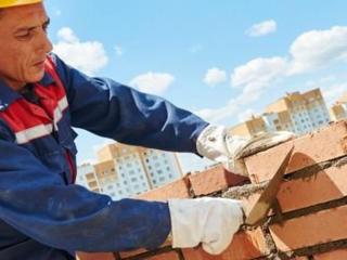 Работа на стройке, каменщики, зарплата от 2000 евро.