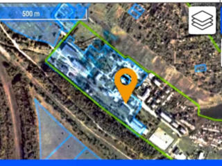 ПРОДАЕТСЯ!!! Целостный комплекс бывшего завода в Одесской области!