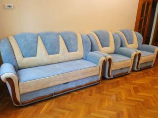 Vând set mobilă moale Confort