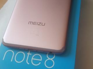 Meizu Note 8, 4/64, 3g