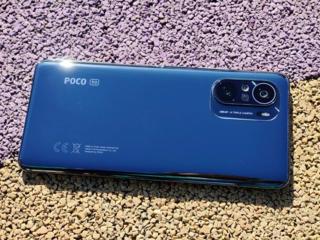 Poco F3 6/128, топовый проц Snapdragon 870, 120 гц, чёрный, тестирован