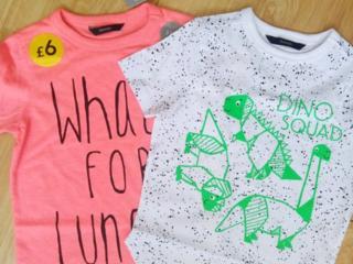 Новая брендовая одежда для деток