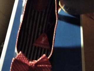 Новые летние туфли