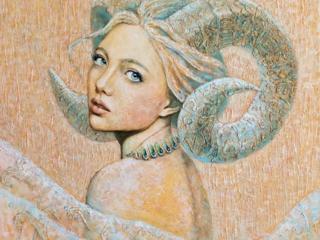 Продается серия картин, живопись на холсте на подрамнике, от автора