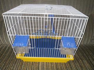 Клетка для птиц 22-32-35 см